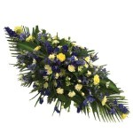 Blue & Yellow Casket from £89.90
