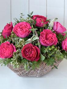 Beautiful Berry Basket