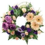 Contemporary Wreath from £59.90