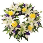 Family Wreath from £54.90