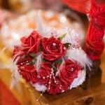 Foam Roses Flowers