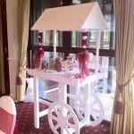 Large Sweet Cart DIY £60