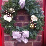 Hessian Wreath