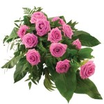 Tied Rose Spray from £49.90