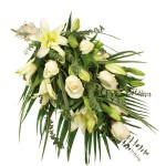 Tied Roses & Lilies from £34.90