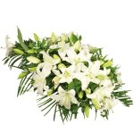 White Lily Casket from £119.90