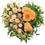 country garden heart from £59.90