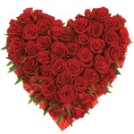 luxury Rose Hearts from £99.90