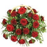 rose basket from £59.90