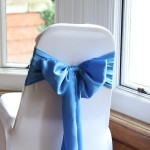 Blue Satin No 118