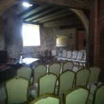 Westenhanger Castle: Ceremony Room