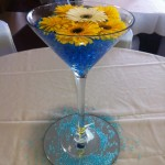 Martini Vase with Geberas