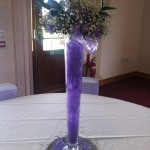 Chronicle Vase with flowers