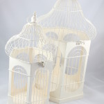 Medium & Large Hexagon Birdcage