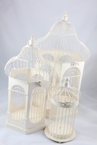 Small, Medium & Large Birdcage